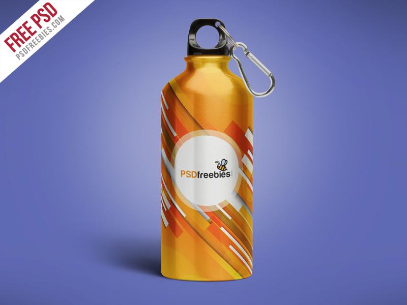 Download 170+ Best Sport Bottle Mockup Templates   Graphic Design ... Free Mockups