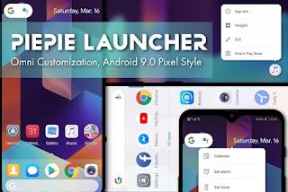 PSOL Launcher – Pixel Style Omni Launcher Apk v1.5.0 [Pro]