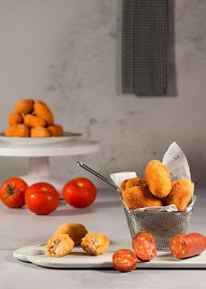 Descubre cómo hacer unas deliciosas croquetas de chorizo con ayuda de tu Thermomix