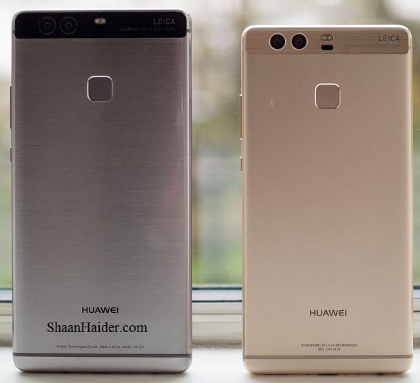 Huawei P9 and P9 Plus : Full Hardware Specs and Features