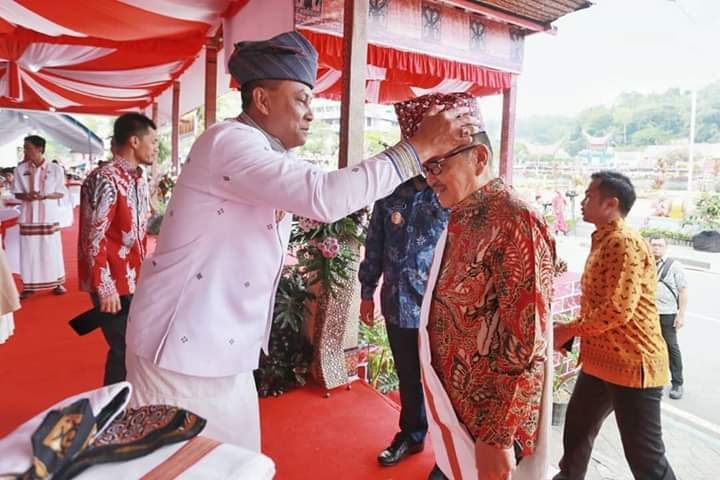 Wali Kota Palopo Hadiri Hari Jadi Toraja dan HUT Tanah Toraja 2019