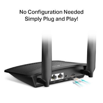 Router TL-MR100 Dari TP-Link Telah Rilis, Nggak Perlu Konfigurasi Kartu SIM