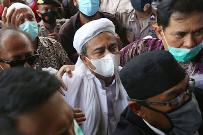 Kejagung Masih Pelajari Berkas Kasus Pelanggaran Prokes Habib Rizieq di Megamendung dan Petamburan
