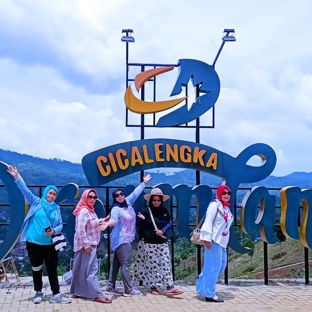 Lokasi, Ragam Spot Foto dan Tiket Masuk Cicalengka Dreamland Bandung