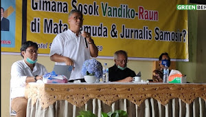 Video: Blak-blakan Pahalatua Tentang Buruknya Infrastruktur di Samosir