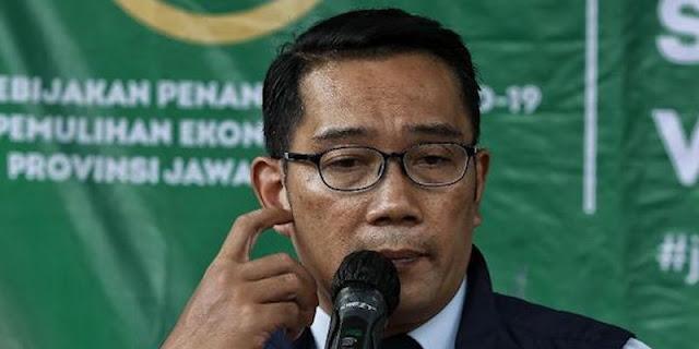 Bojong Koneng Jadi Panggung Pembuktian Ridwan Kamil, Memihak Rakyat atau Korporasi