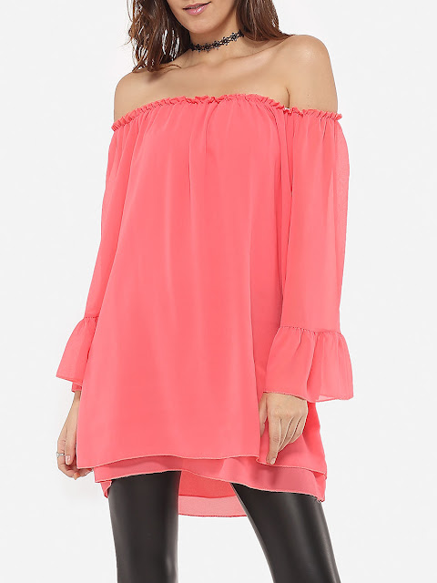 http://www.fashionmia.com/Products/loose-fitting-mandarin-sleeve-off-shoulder-chiffon-plain-long-sleeve-t-shirts-156860.html