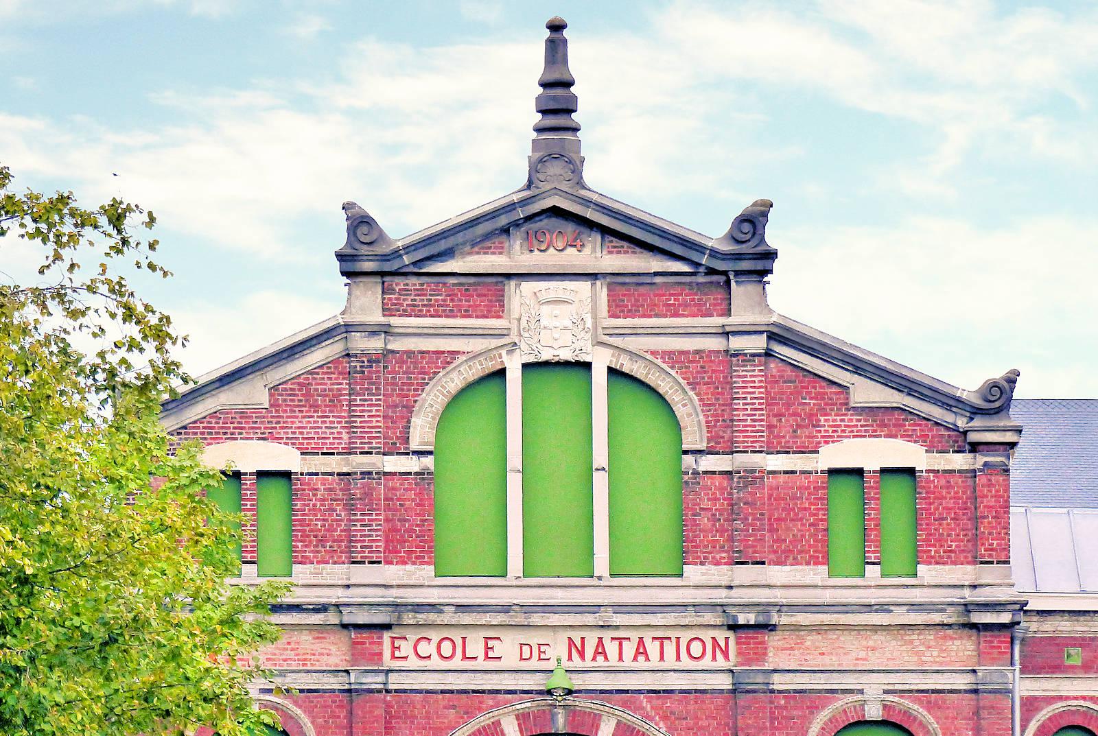 École de Natation de 1904 - Histoire de Tourcoing