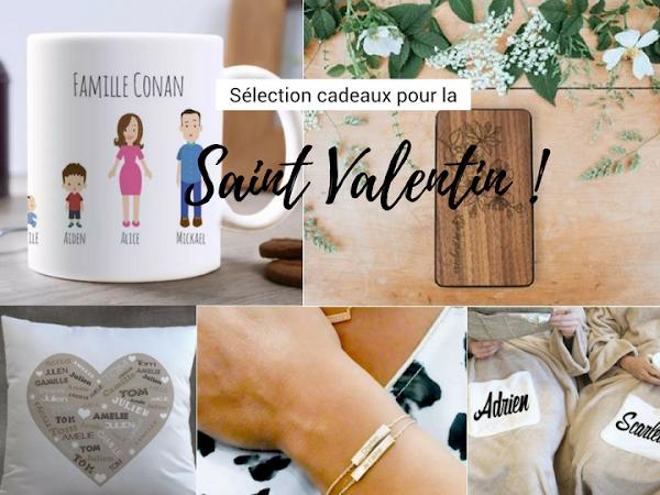 Ma sélection de cadeaux pour la St Valentin !