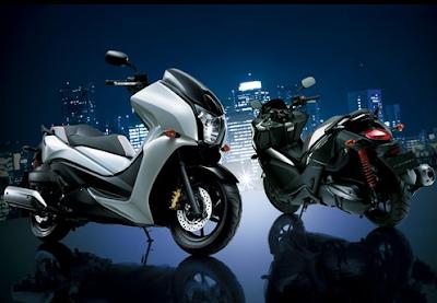 motor matic 250cc dijual