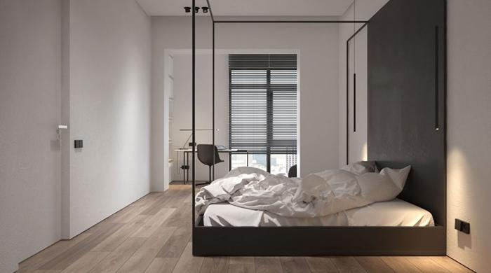 Thiết kế nội thất chung cư 60m2 cho vợ chồng trẻ- 5