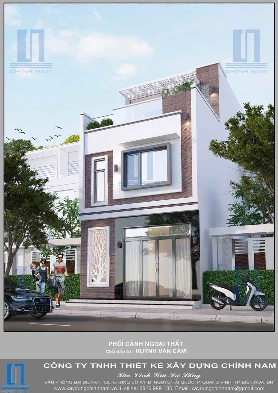 Thiết kế xây nhà trọn gói ở Đồng Nai