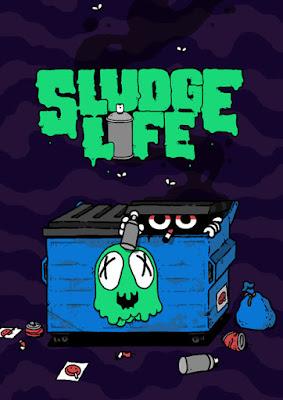 Capa do SLUDGE LIFE