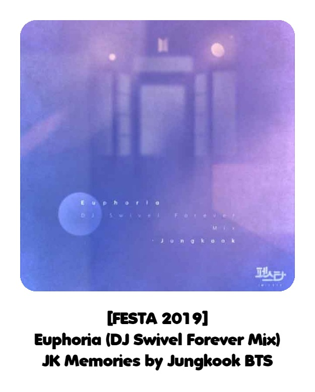 Download MP3 Jungkook (BTS) - Euphoria (DJ Swivel Forever