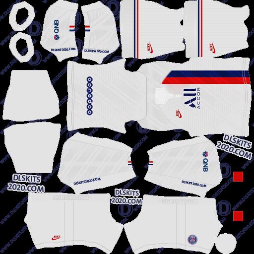 512x512 Paris Saint Germain Kits