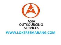 Lowongan Kerja Semarang Koordinator Site Call Center di PT Asia Outsourcing Services
