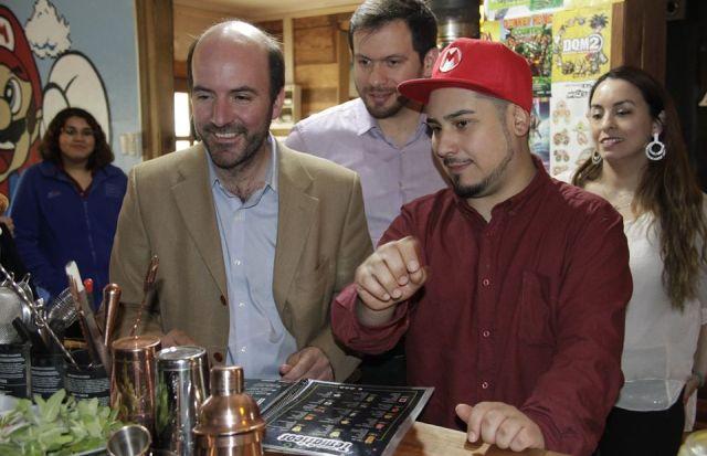 Director Nacional de SERCOTEC visita a emprendedores osorninos