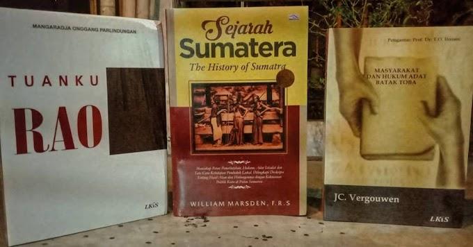 Menelusuri jejak sejarah Sumatra di Literacy Coffee (Part.1)