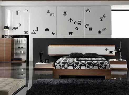 Inspirasi Foto Untuk Desain Kamar Tidur Rumah Minimalis ...