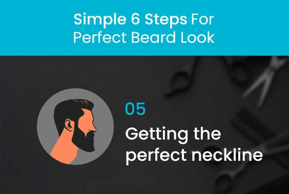 Getting the perfect neckline