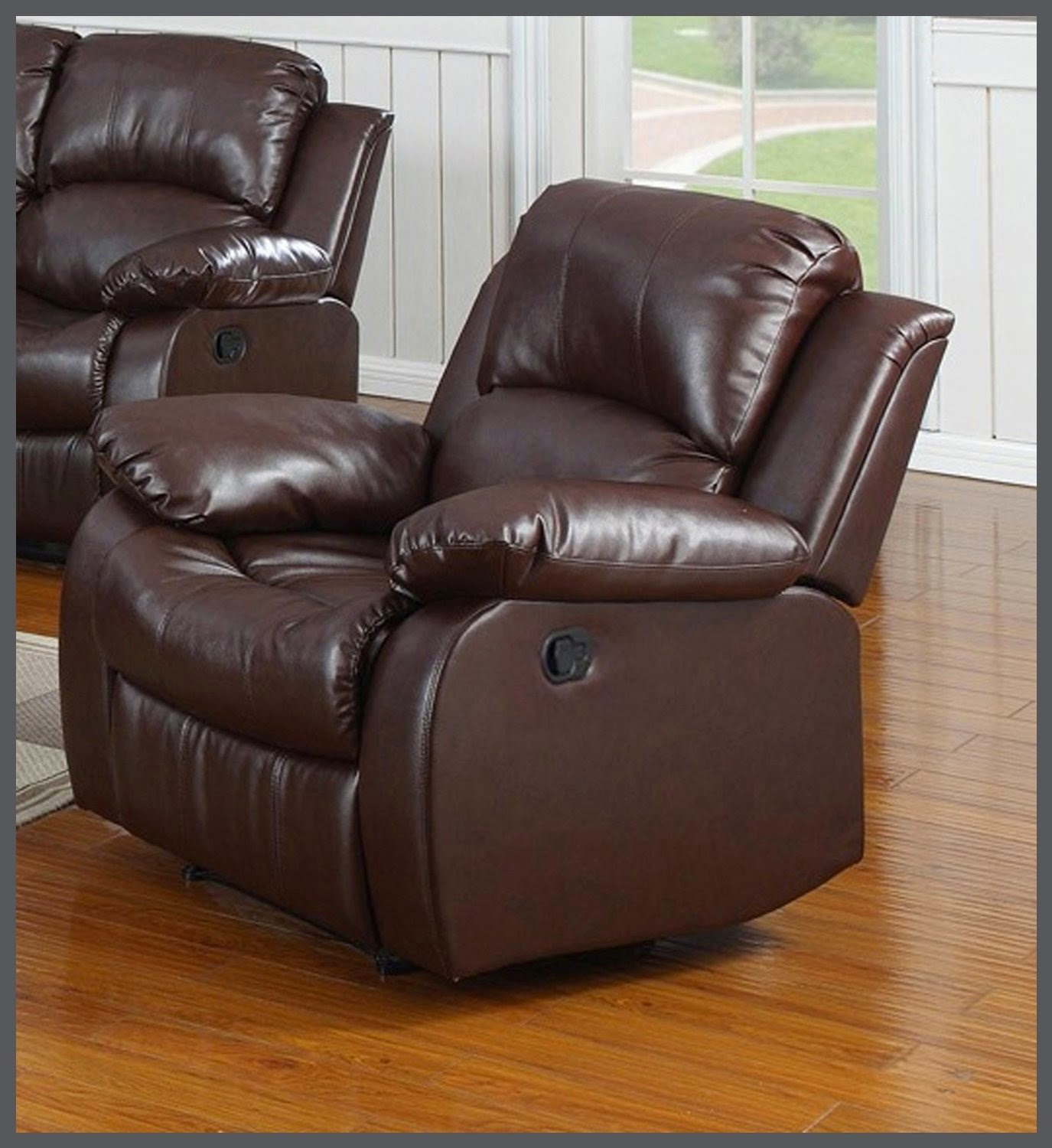 bonded leather sofa and loveseat queen bed safe 60 off huntington 3 pc