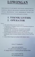 Karir Surabaya di PT. Bintang Barisan Tujuh Januari 2021