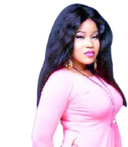 ''Why Rich men make me wet''actress Crowncy Anyanwu says