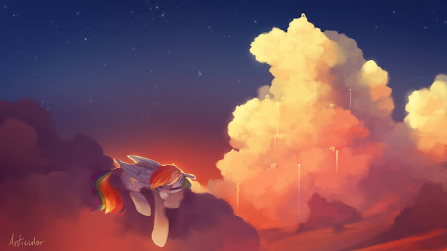Equestria Daily My Little Pony Nightly Discussion Header Author Calpain