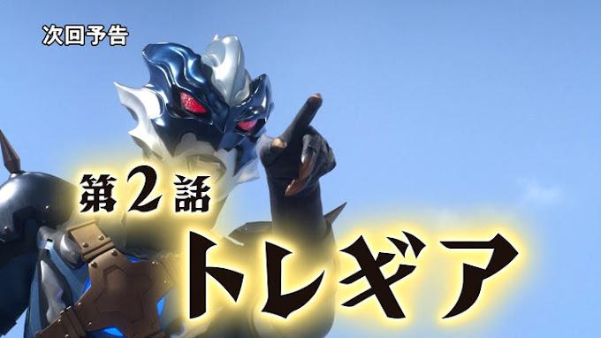 Ultraman Taiga Episode 2 Subtitle Indonesia