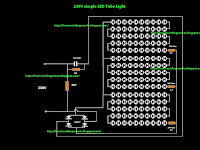 Led Light Circuit Diagram