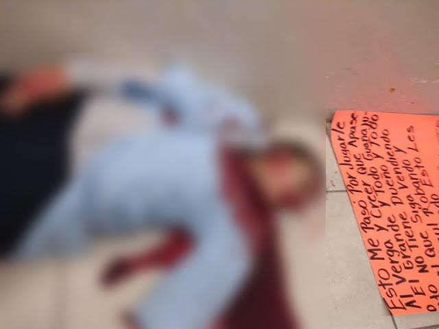 El sangriento intercambio de mensajes entre El Cártel de Sinaloa y El CJNG