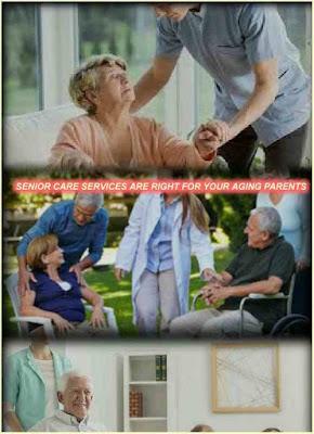Senior Care Services, Aging Parents