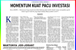 Strong Momentum to Stimulate Investment
