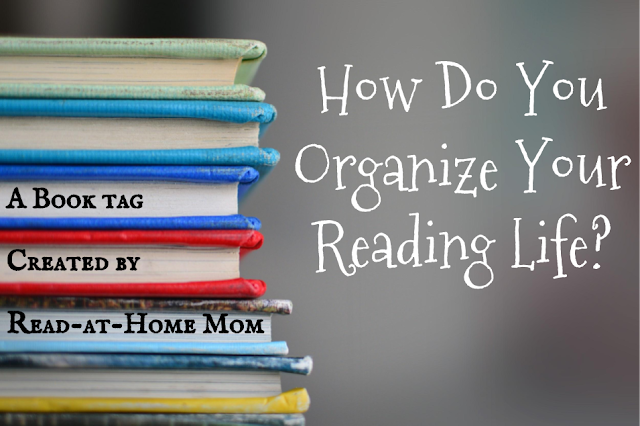 Book Tag How Do You Organize Your Reading Life