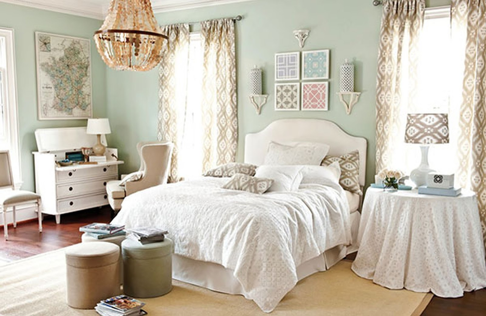How To Decorate A Small Bedroom For A Teenager Dormitorios Románticos Plaza Digital