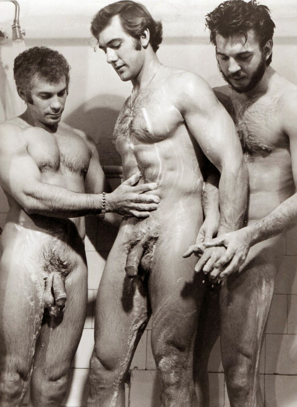 Vintage gay naked lads images
