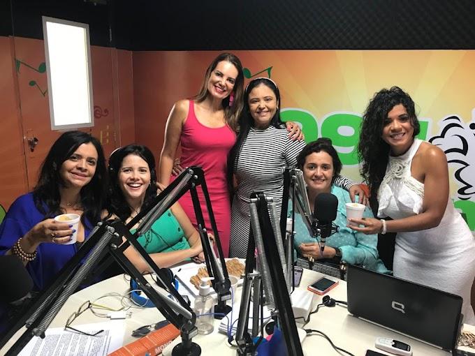 BAND FM   Emissora reúne mulheres para celebrar a força feminina regional