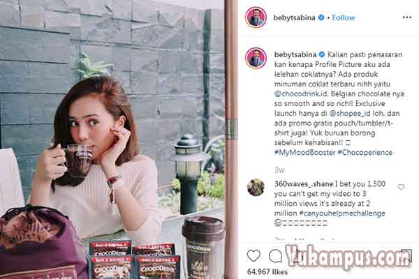 22 Contoh Iklan Instagram Caption Dan Story Yang Unik Yukampus
