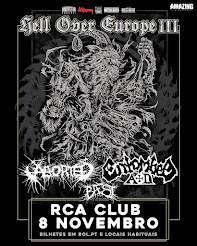 Aborted + Entombed A.D. @ RCA Club