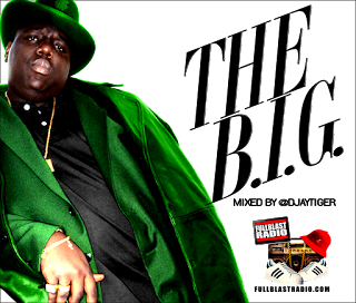 NOTORIOUS BIG - THE B.I.G. (UNRELEASED VERSE MIXED BY DJAYTIGER)