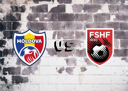 Moldavia vs Albania  Resumen
