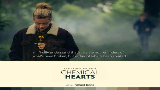 Chemical Hearts Full Movie Cast Story Release date - Amazon Prime
