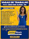 Loja que será inaugurada em Cruz das Almas abre vagas de emprego; Veja como se candidatar