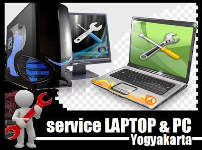 jual spare part komponen PC dan laptop Jogja