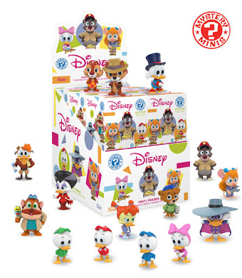 Disney Afternoon Mystery Minis Blind Box Series by Funko