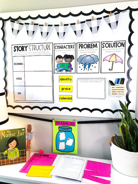 August read alouds and back to school read alouds for second grade
