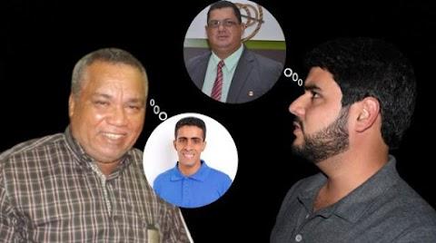 Na guerra pela Câmara, vice quer Anderson na presidência, prefeito quer Valquirão. O jogo do poder começou
