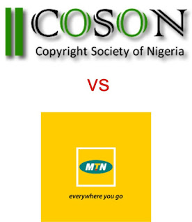 COSON And MTN Meet To Resolve N16 Billion Copyright Law Suit