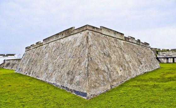 Bastion Benteng Malrborough