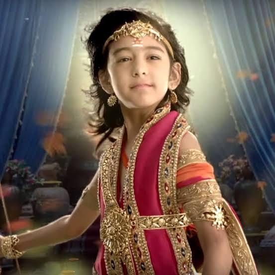 टीवी दुनिया के बाल कलाकार राम  कृष्ण के किरदार का शानदार अभिनय करने वाले  meet mukhi से खास मुलाकात MPNOW में।